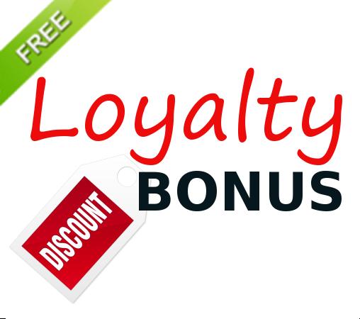 Bonus za lojalnost