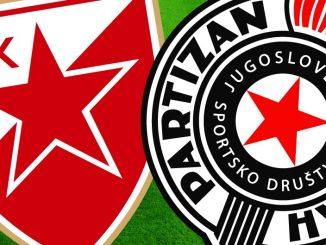 Crvena zvezda – Partizan