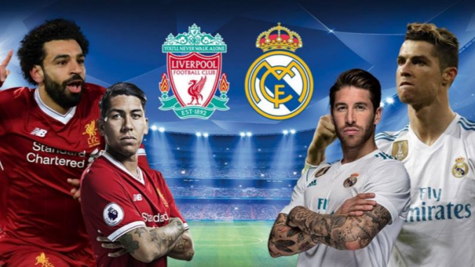 Real Madrid - Liverpul