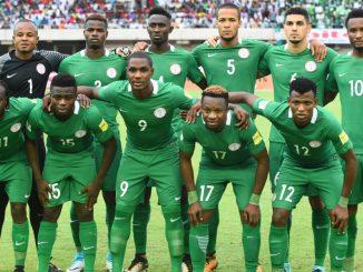nigerija reprezentacija