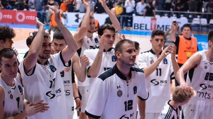 Partizan - Asvel