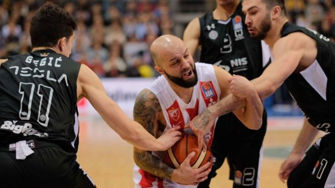 Derbi Dana Partizan Je Izjednačio U Finalnoj Seriji Protiv