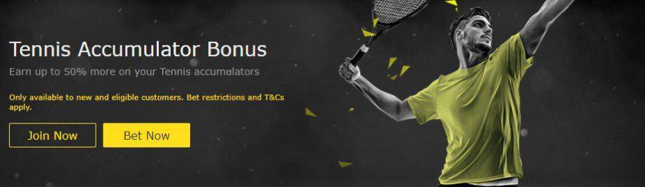 bet365 Tenis bonus